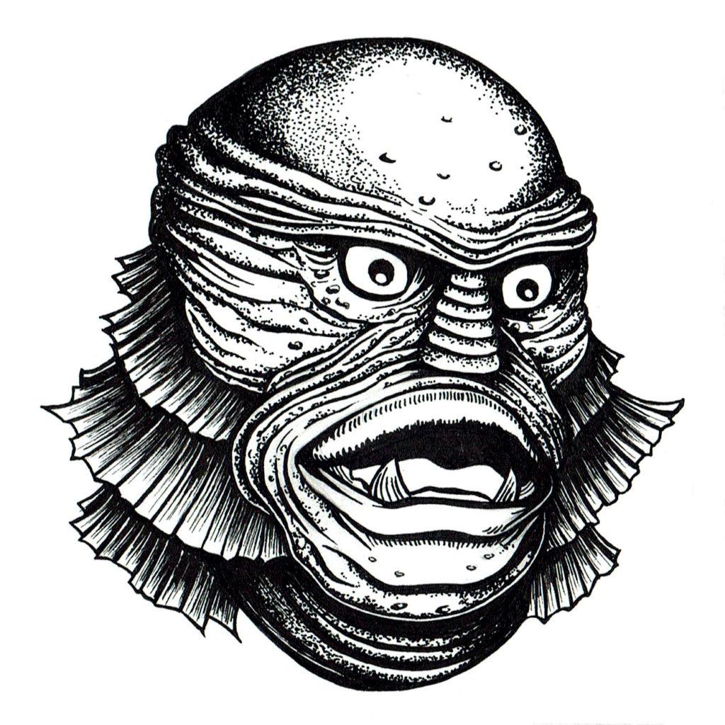 Memory card - Creature