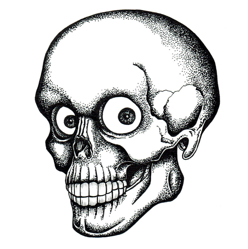 Memory card - Skeleton